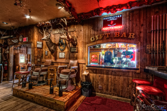 Inside the Million Dollar Cowboy Bar