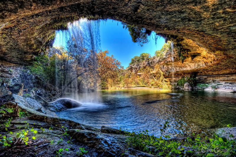 Evan Gearing Photography Nature Scapes Hamilton Pool